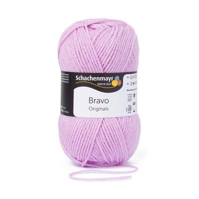 Acrylic yarn Bravo- Pink Marzipan 08367