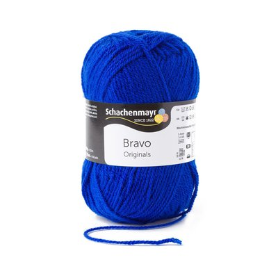 Acrylic yarn Bravo- Royal