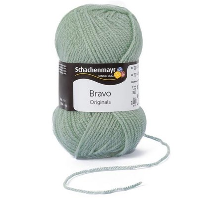 Acrylic yarn Bravo- Sea Green
