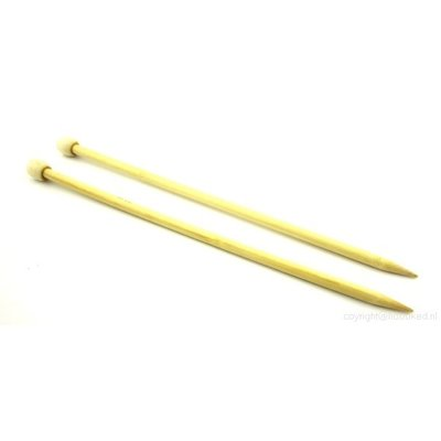 Bamboo Knitting Needles Hoooked - 10mm