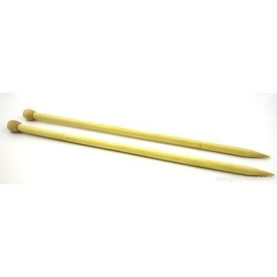 Bamboo Knitting Needles Hoooked - 12mm