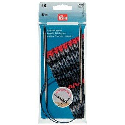 Circular Knitting Pin Brilliant Quality 60 cm / 2 -12 mm