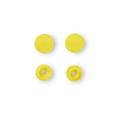 Color Snaps - Yellow - 30 pcs