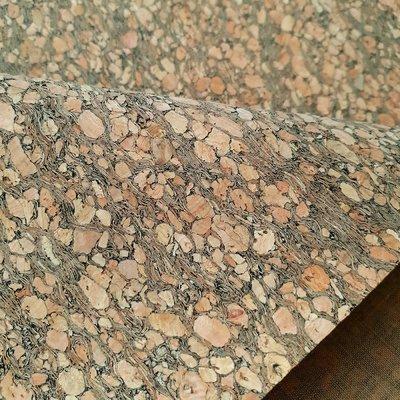 Cork Fabric- Dark