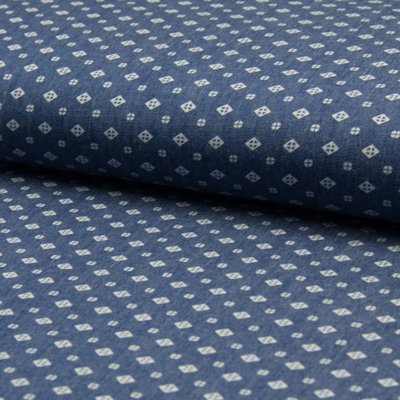 Cotton fabric - Chambray Diagonal