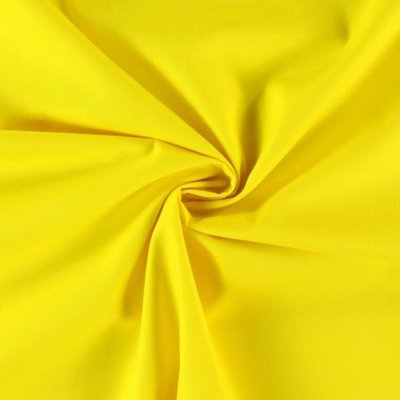 Cotton uni - Lemon
