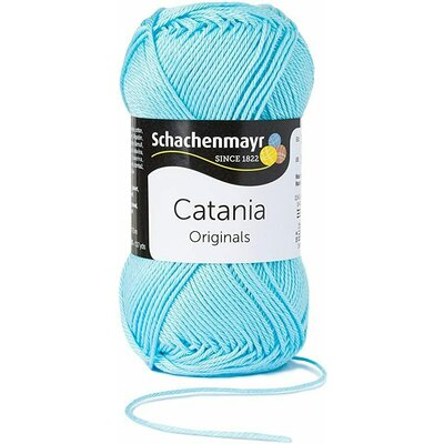 Cotton Yarn - Catania Turquoise 00397