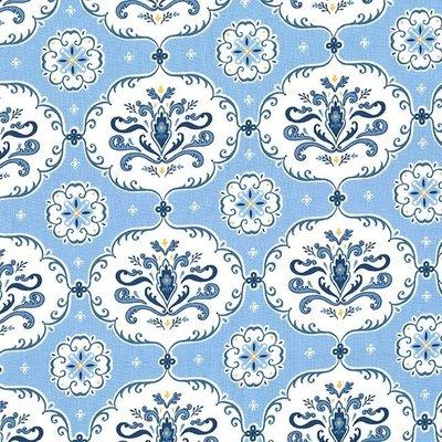 Designer fabric Michael Miller - Haley Blue