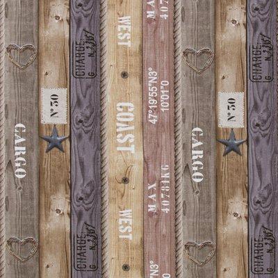 Digital Print - Wood Deck