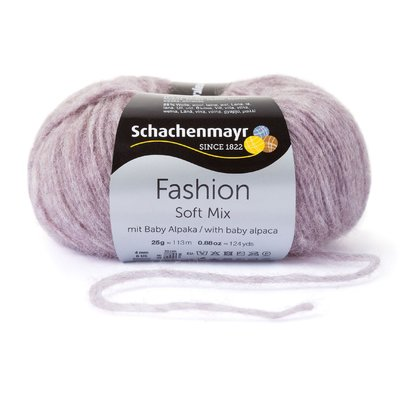 Fashion Soft Mix Yarn - Rose Quartz