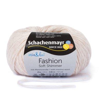 Fashion Soft Shimmer Yarn - Pearl