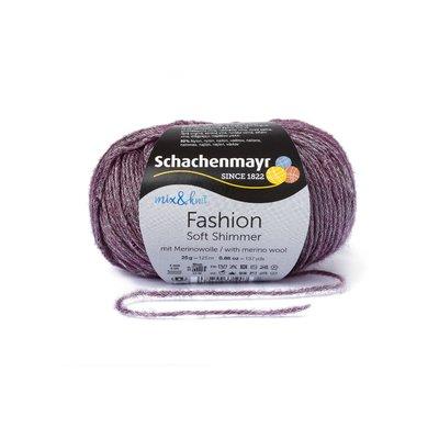 Fashion Soft Shimmer Yarn - Purple