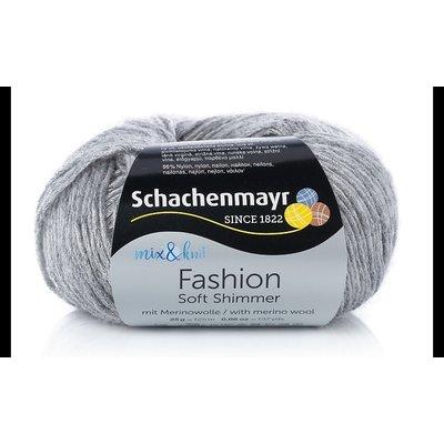 Fashion Soft Shimmer yarn - Silver