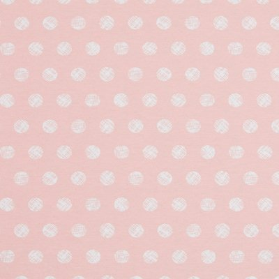 Home Decor - Dots Blush
