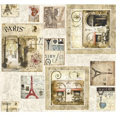 Home Decor Premium - Paris Cafe