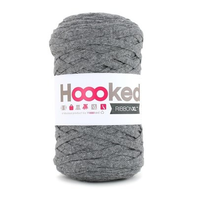 Hoooked Ribbon XL Stone Grey