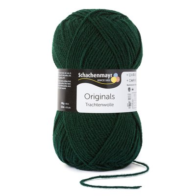Knitting Yarn - Pine- Burgundy