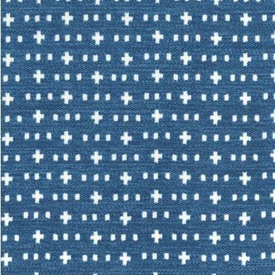 Michael Miller Fabric - Weave It Alone Blue