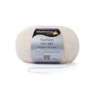 Mohair Yarn - Kid Light - Cream