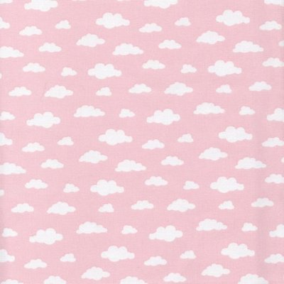 Printed Cotton - Ciel Rose