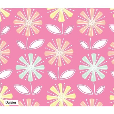 Printed Cotton - Sunshine Daisies