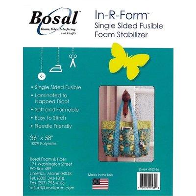 Single sided Fusible Foam Stabilizer - Bosal In-R-Form