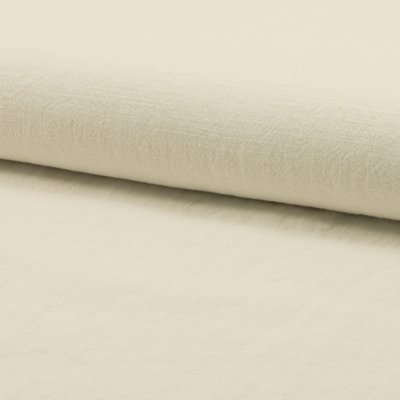 Stonewashed linen - Ivory
