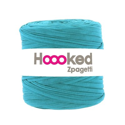 T-Shirt Yarn - Zpagetti Blue Heart