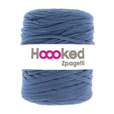 T-Shirt Yarn - Zpagetti Blue Tension