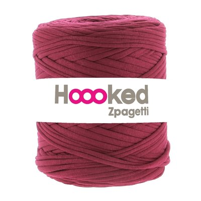 T-Shirt Yarn - Zpagetti Deep Pink