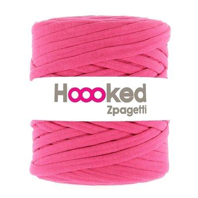 T-Shirt yarn - Zpagetti Pink Cotton