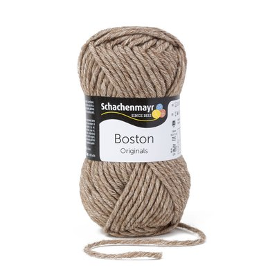 Wool blend yarn Boston-Linen Heather 00004