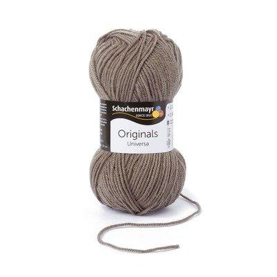 Wool blend yarn Universa - Olive