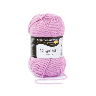 Wool blend yarn Universa - Orchid