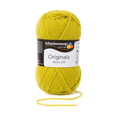 Wool Yarn - Wool125 - Anis