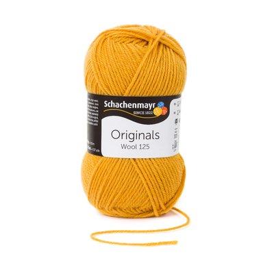 Wool Yarn - Wool125 - Maracuja