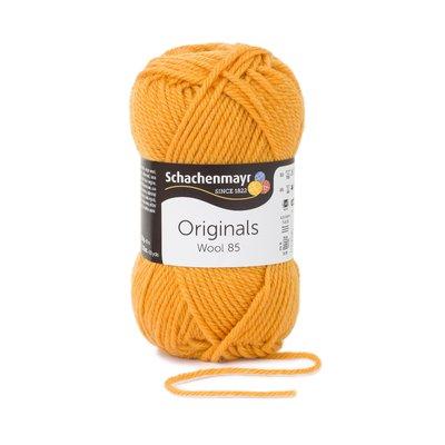 Wool Yarn Wool85 - Maracuja