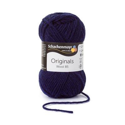 Wool Yarn Wool85 - Marine