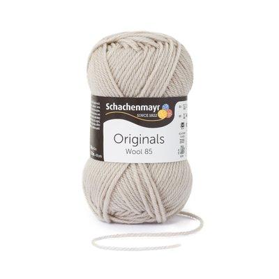 Wool Yarn Wool85 - Oatmeal