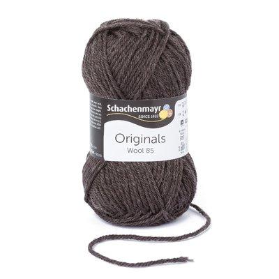 Wool Yarn Wool85 - Pepper
