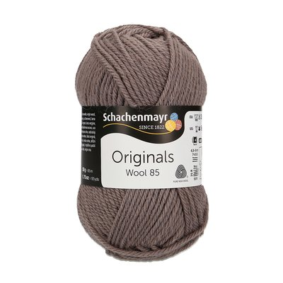 Wool Yarn Wool85 - Taupe
