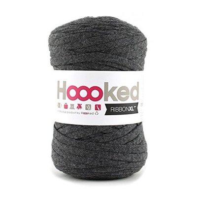 Banda pentru tricotat - Ribbon XL Charcoal Anthracite
