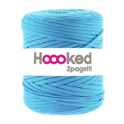 Banda textila pentru tricotat - Zpagetti Azure