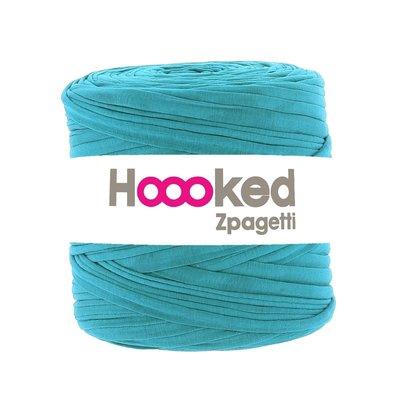 Banda textila pentru tricotat - Zpagetti Blue Heart