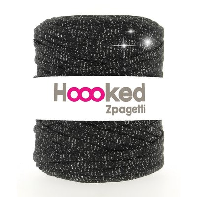 Banda textila pentru tricotat - Zpagetti Glitter Diamond