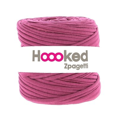 Banda textila pentru tricotat - Zpagetti Lila Lipstick