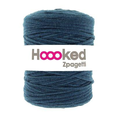 Banda textila pentru tricotat - Zpagetti Petrol Atlantis