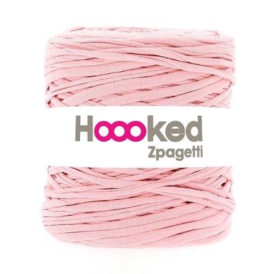 Banda textila pentru tricotat - Zpagetti Rose Smoke