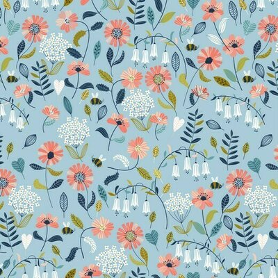 bumbac-imprimat-brushed-flower-light-blue-35318-2.jpeg