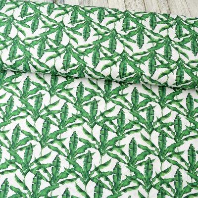 Bumbac Imprimat - Canarias Green